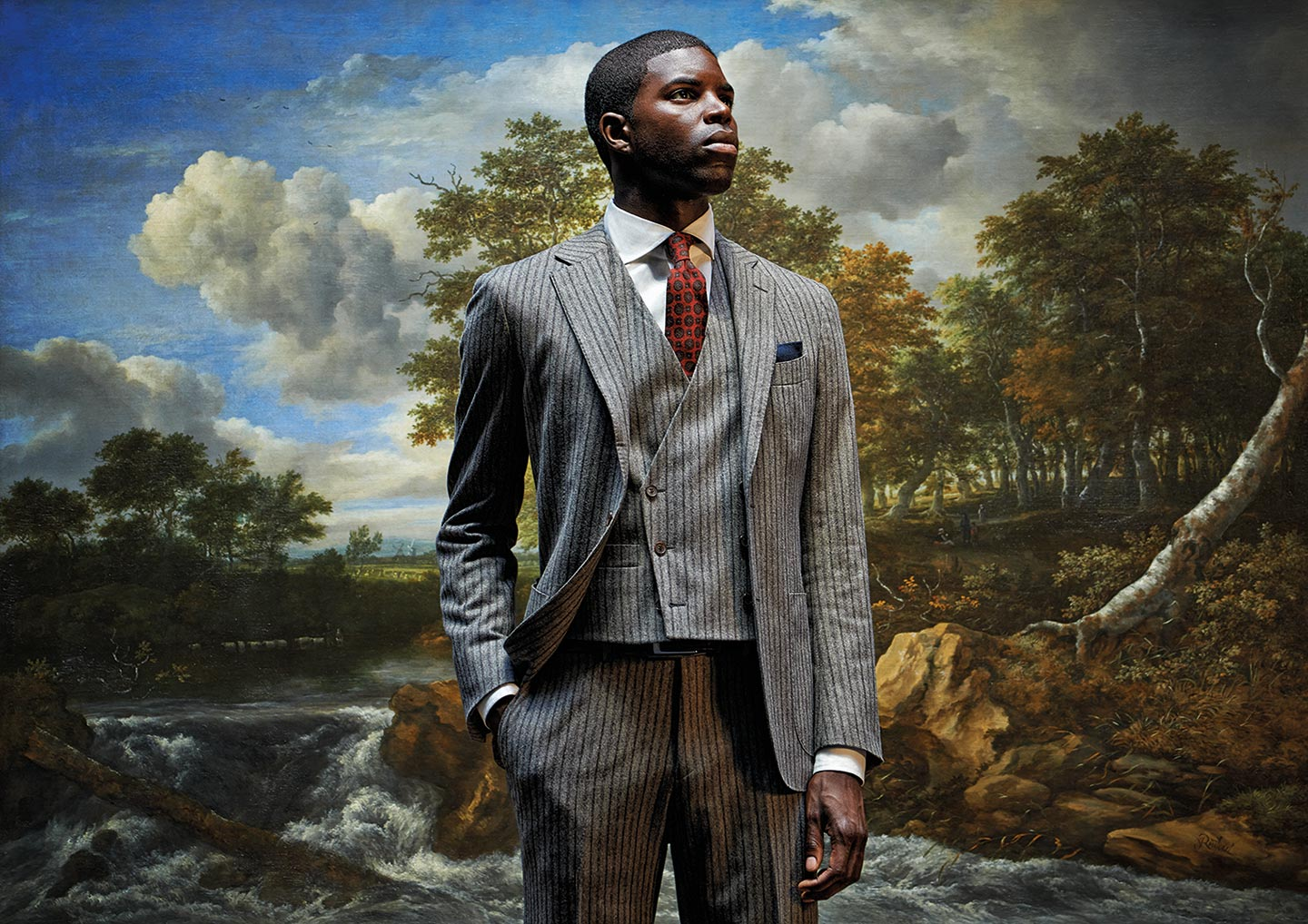 Suitsupply FW 2016 campaign