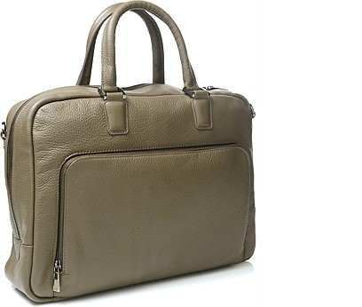 Taupe_Zip_Portfolio_Bag_BAG12212