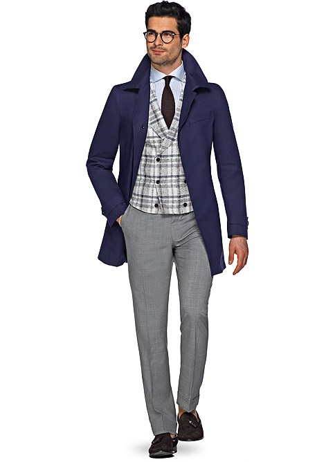 Suitsupply raincoat