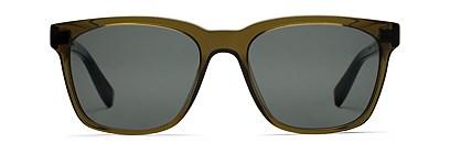 Green Square Sunglasses