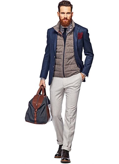Jacket_Blue_Plain_Havana_C509
