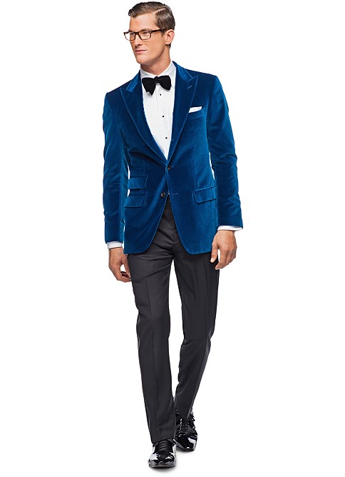 Jacket_Blue_Plain_Washington_C534