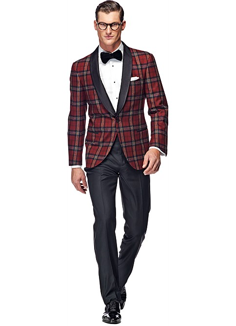 Jacket_Red_Check_Manhattan_C714