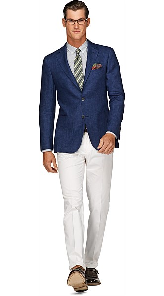 Jacket_Blue_Plain_Havana_C542