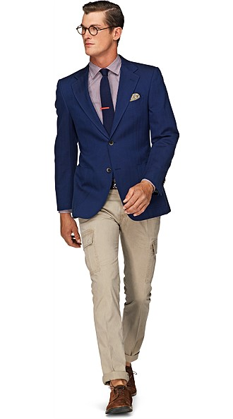 Jacket_Blue_Plain_Italia_C478