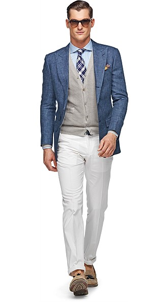 Jacket_Blue_Plain_Washington_C559I