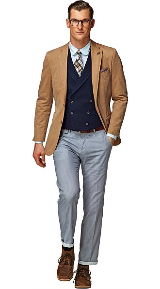 Jacket_Brown_Plain_Copenhagen_C567