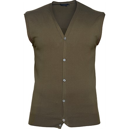 Army_Cardigan_Vest_SW295
