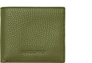 Billfold_Wallet_Green_SL12202