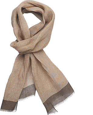 SCARF_BROWN_SC12106