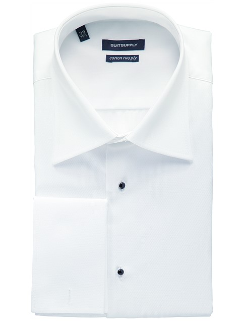 White_Smoking_Shirt_Double_Cuff_H698S