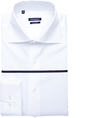 WHITE_SHIRT_Single_Cuff_H2860