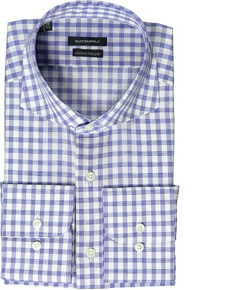 BLUE_SHIRT_Single_Cuff_H3913