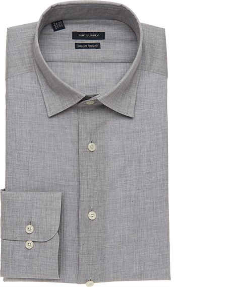 GREY_SHIRT_Single_Cuff_H3822