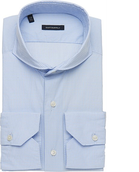 LIGHT_BLUE_WASHED_SHIRT_Single_Cuff_H3915