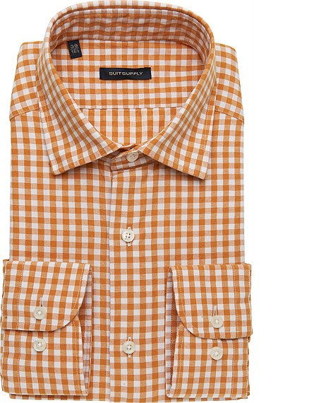 ORANGE_WASHED_SHIRT_Single_Cuff_H3892
