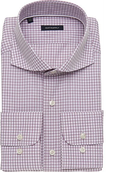 PURPLE_SHIRT_Single_Cuff_H3887