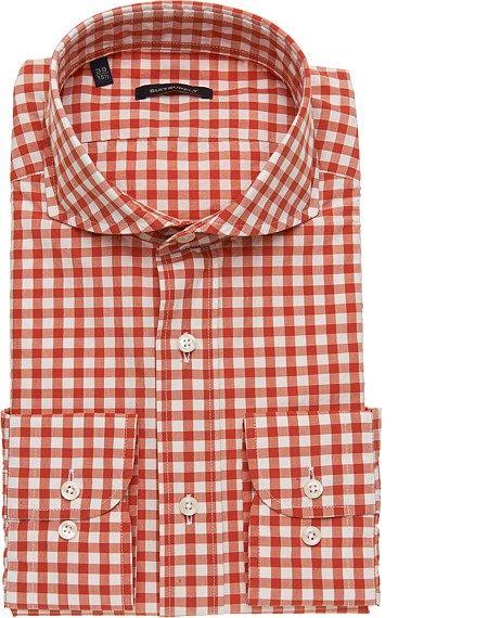 RED_WASHED_SHIRT_Single_Cuff_H3876