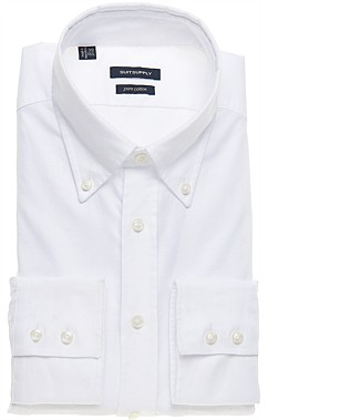 WHITE_WASHED_SHIRT_Single_Cuff_H3855