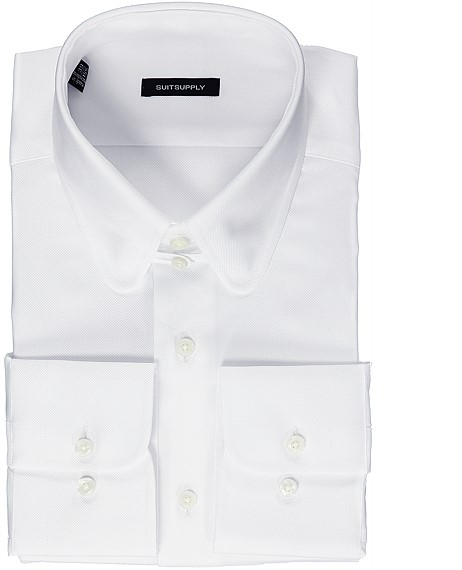 WHITE_SHIRT_Single_Cuff_H3971
