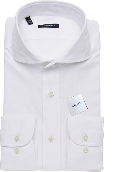 WHITE_WASHED_SHIRT_Single_Cuff_H3848