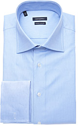 BLUE_SHIRT_Double_Cuff_H1998