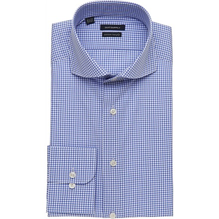 BLUE_SHIRT_Single_Cuff_H3825