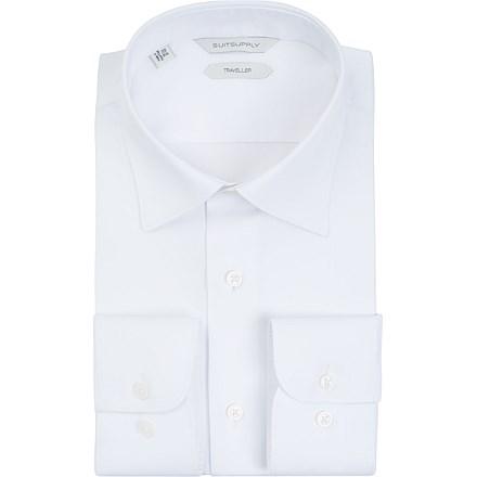 White_Plain_Single_Cuff_H5888U