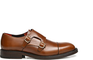 COGNAC_MONK_STRAP_FW122137