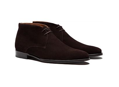 Dark Brown Boot