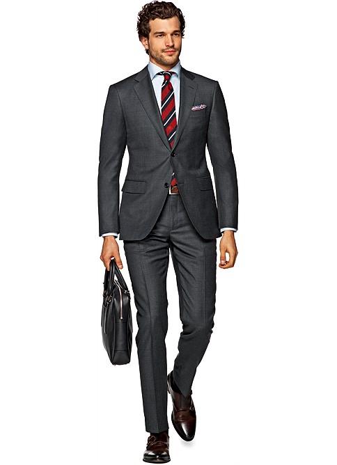 Suit_Grey_Plain_Napoli_P2505I