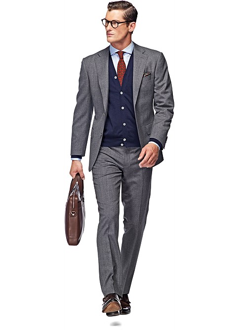 Suit_Grey_Plain_Napoli_P3711I