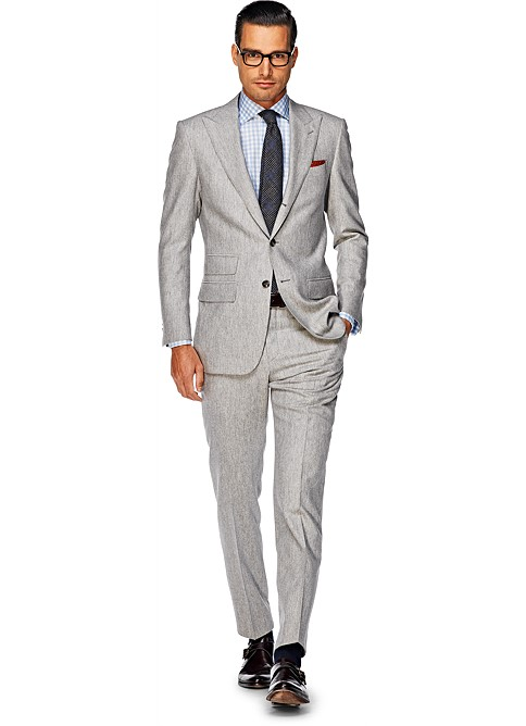 Suit_Light_Grey_Plain_Washington_P3424