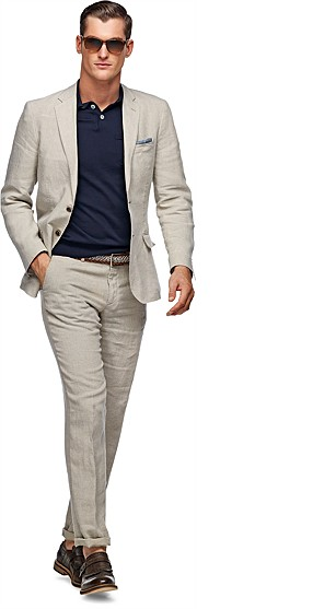 Suit_Beige_Plain_Copenhagen_P3512I