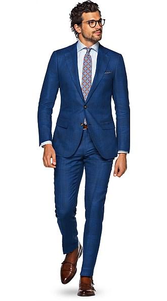 Lazio Blue Check