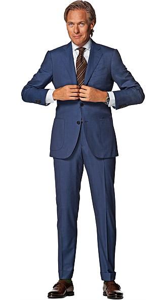 Suit_Blue_Plain_Jort_P4016I