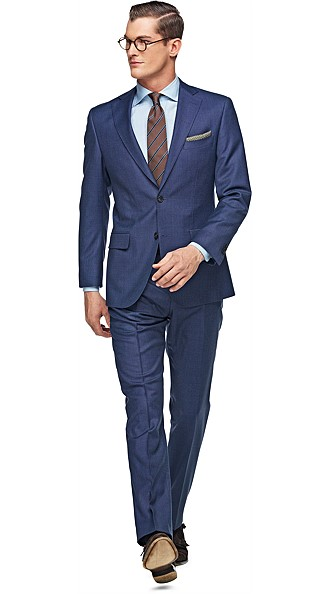 Suit_Blue_Plain_Sevilla_P3482
