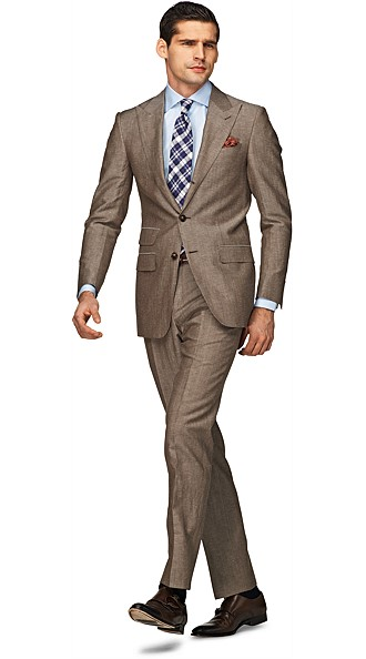 Suit_Brown_Plain_Washington_P3315