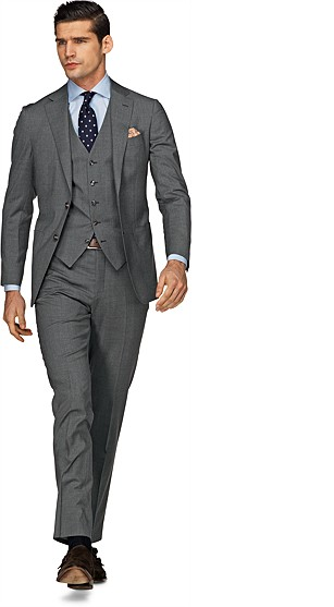 Suit_Grey_Plain_Havana_P3520