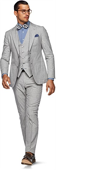 Suit_Grey_Plain_Havana_P3559