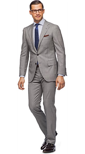 Suit_Grey_Plain_La_Spalla_P3383I