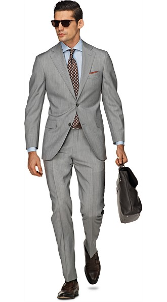 Suit_Light_Grey_Plain_Napoli_P3521