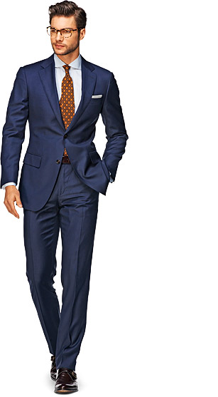 Suit_Blue_Plain_Napoli_P3458