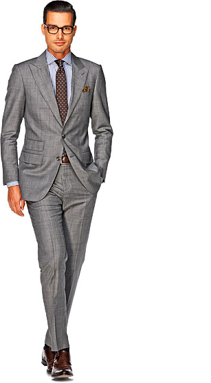 Suit_Grey_Plain_Washington_P3487