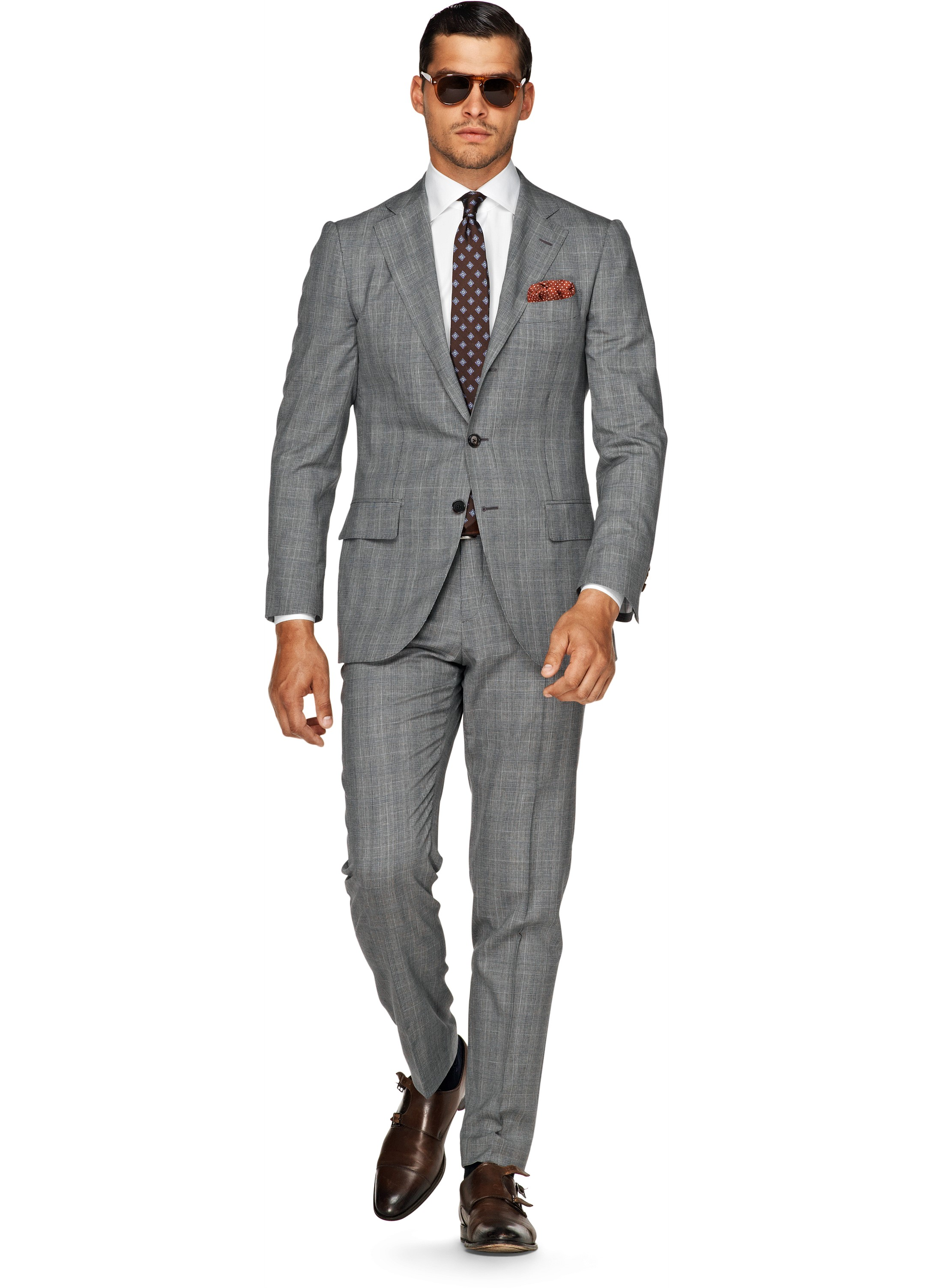 help with picking out a versatile suit style that i can