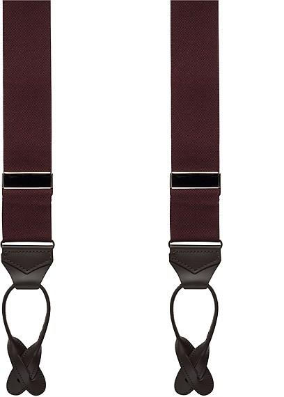 Maroon Suspenders