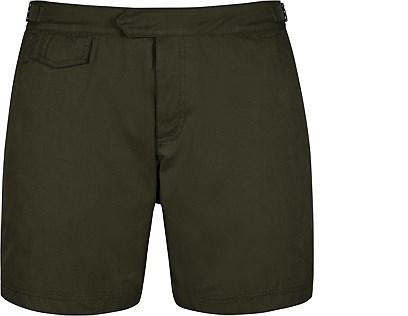 Green Swim Shorts