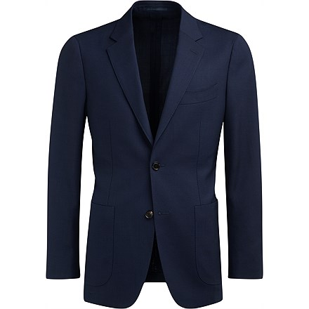 Jacket_Navy_Plain_Havana_C4760I